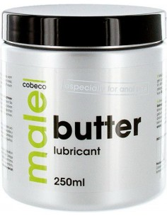 Lubrificante Anale Per Lui Male Butter Lubricant 250 Ml
