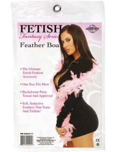 Boa Fetish Fantasy Pink