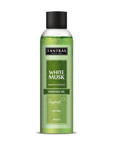 Tantras Olio Per Massaggi White Musk