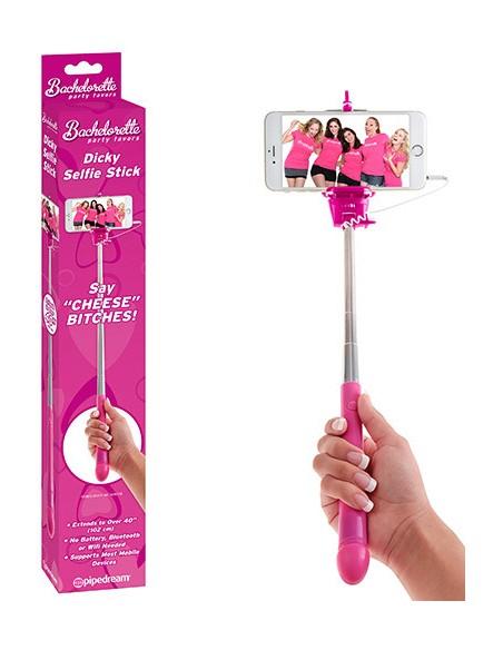 Supporto Per Selfie Bachelorette Party Favors Dicky Selfie Stick