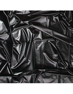 Telo Copriletto In Latex Sexmax Wetgames 180x260 Cm Black