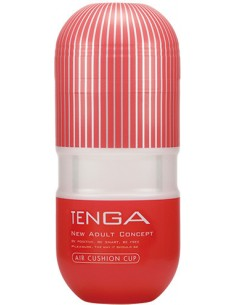 Masturbatore Tenga Air Cushion Cup Red