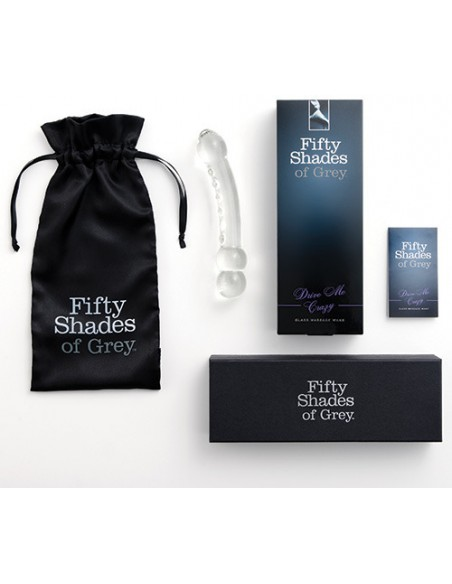 50 Sfumature Di Grigio -  Fallo Glass Drive Me Crazy