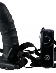 Easy Rider Strap On Nero