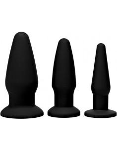 Kit Plug Anali Trinity Vibes Butt Plug