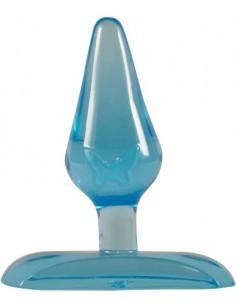 Plug Anale The Assifier Transparent Blue