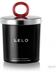 Lelo Massage Candle Pepe Nero E Melagrana