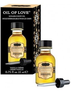 Liquido Per Massaggi Kamasutra Oil Of Love 22ml Vanilla Creme