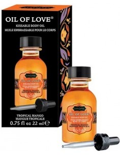 Liquido Per Massaggi Kamasutra Oil Of Love 22ml Tropical Mango
