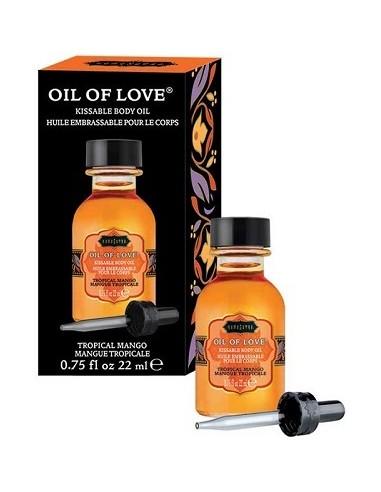 Liquido Per Massaggi Kamasutra Oil Of Love 22ml Tropical Mango