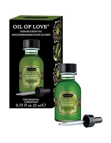 Liquido Per Massaggi Kamasutra Oil Of Love 22ml The Original