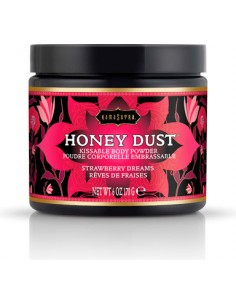 Polvere Aromatizzata Kamasutra Honey Dust Strawberry Dreams