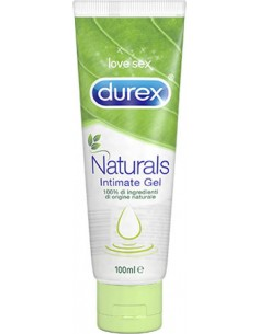 Lubrificante Naturale Durex Naturals Intimate Gel 100 Ml