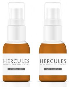Pack Da 2 Hercules Spray Ritardante 15 Ml