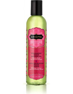 Olio Per Massaggi Kamasutra Naturals Massage Oil Strawberry