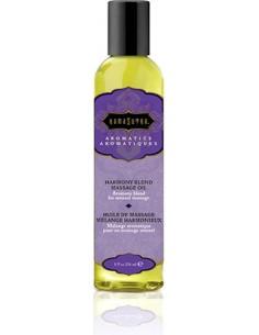 Olio Per Massaggi Kamasutra Aromatic Massage Oil Harmony Blend
