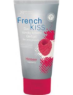 Lubrificante Commestibile Al Lampone French Kiss Raspberry 75 Ml