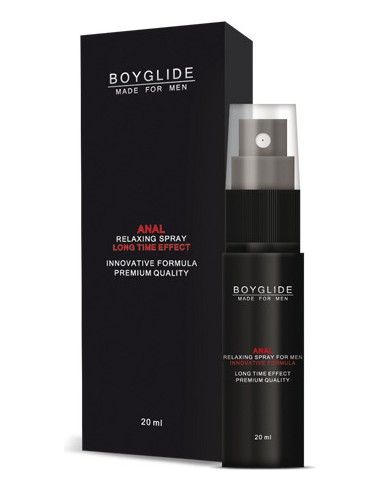 Spray Anale Rilassante Boyglide Anal Relaxing Spray 20 Ml