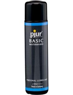 Lubrificante Classico A Base D'acqua Pjur Basic Waterbased 100 Ml