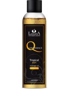 Quintessence Olio Massaggio Tropical Sun 125 Ml