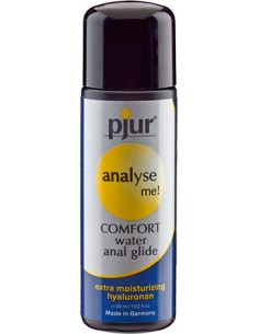 Lubrificante Anale Analyse Me! Comfort Glide 30 Ml