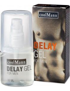 Gel Ritardante Coolmann 30 Ml