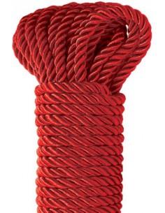 Corda Costrittiva Fetish Fantasy Series Deluxe Silky Rope (rossa)