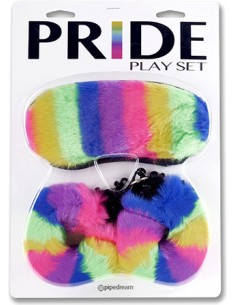 Kit Bondage Pride Play Set
