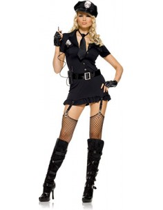 Costume Sexy Dirty Cop