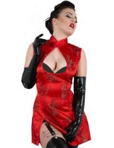 Guanti Neri In Latex